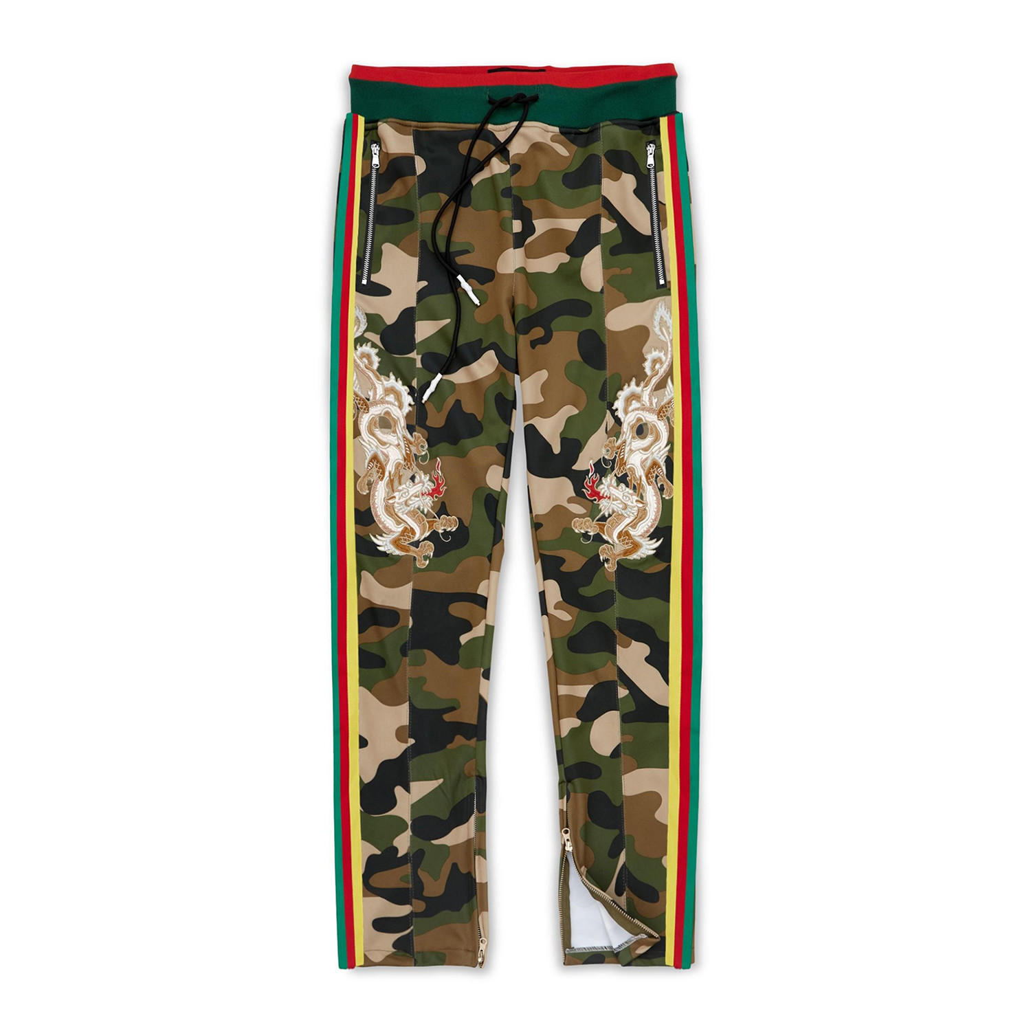 c6cbbf4766d Dragons Camo Track Pants    Camo (M) - CLEARANCE  Casual Apparel ...