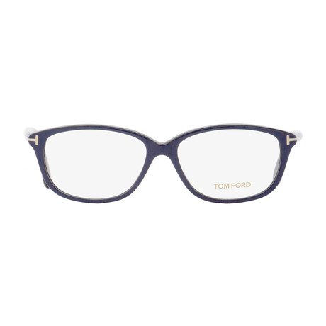 4f3bb18155 Women s    Oval Eyeglasses    Pearl Blue + Chalkstripe