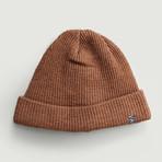 Wool Beanie // Camel
