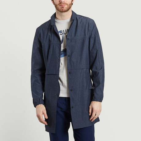 Lab Jacket // Blue Chine (XS)
