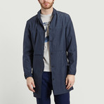 Lab Jacket // Blue Chine (XS)