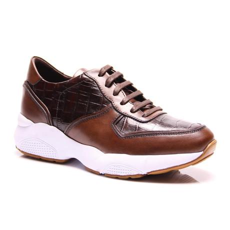 Reprise // Guy Sneaker // Brown (Euro: 40)