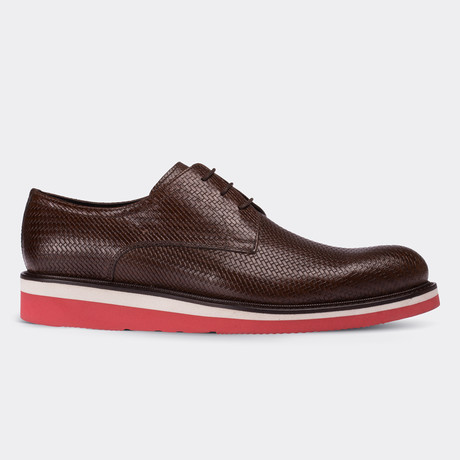 Alen Casual Shoes // Brown (Euro: 38)
