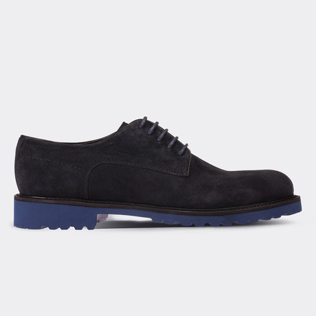 Diego Casual Shoes // Navy Blue (Euro: 38)