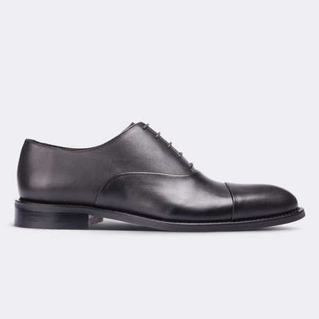 Benjamin Classic Shoes // Black (Euro: 38)