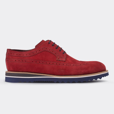 Andres Casual Shoes // Red (Euro: 38)