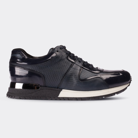 Franco Sporty Shoes // Navy Blue (Euro: 38)