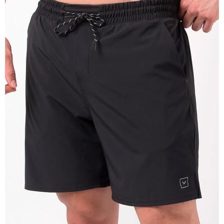Onyx Training Shorts // Black (S)