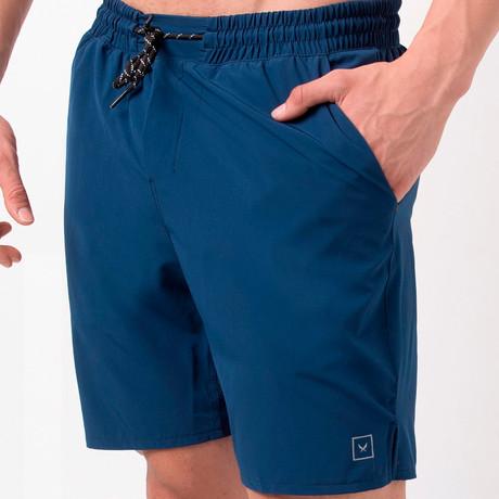 Onyx Training Shorts // Navy (S)