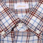 Felix Plaid Shirt // Multicolor (US: 45)