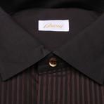 Lewis Formal Shirt // Brown (49)