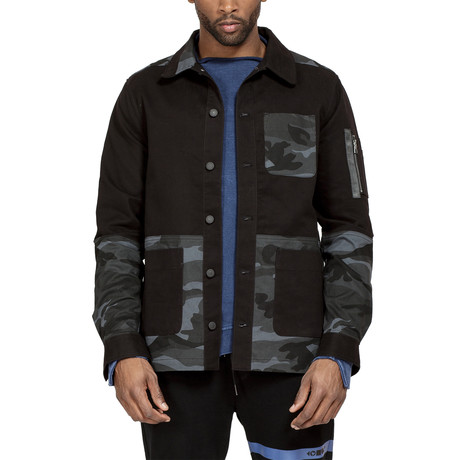 Subzero Field Jacket // Black (XS)