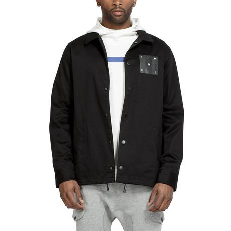 Ashby Coach Jacket // Black (XS)