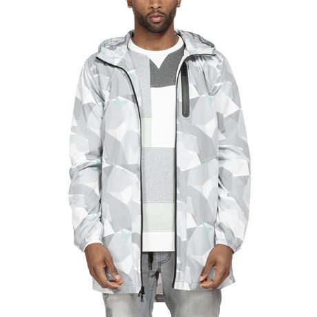 Bancroft Mesh Vent Jacket // Grey (XS)