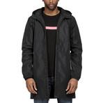 Alosta Water Repellent Jacket // Black (XS)