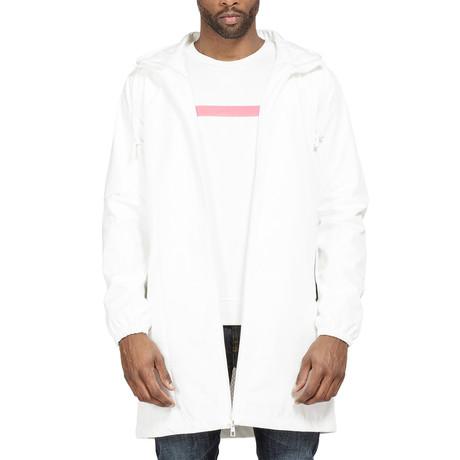 Alosta Water Repellent Jacket // White (XS)