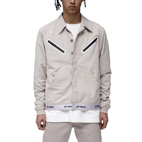 Clarence Short Jacket // Khaki (XS)