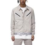 Clarence Short Jacket // Khaki (L)