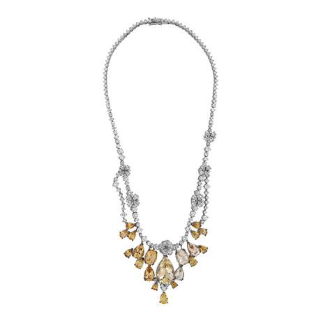 Stefan Hafner 18k White Gold Necklace I
