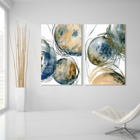 Hibernation // Frameless Reverse Printed Tempered Art Glass (Hibernation 1)