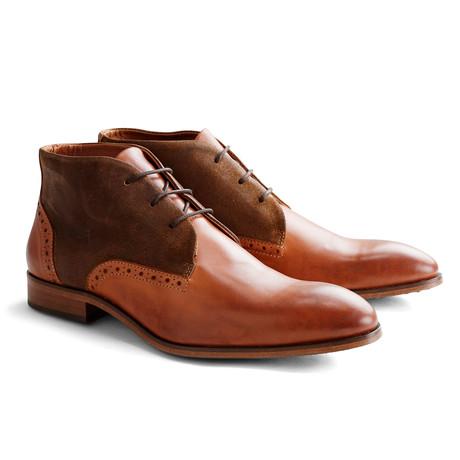 Cedar St. Shoe // Cognac (Euro: 40)