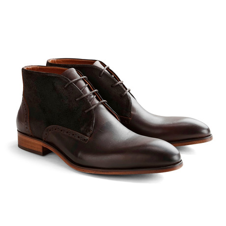 Cedar St. Shoe // Brown (Euro: 40)