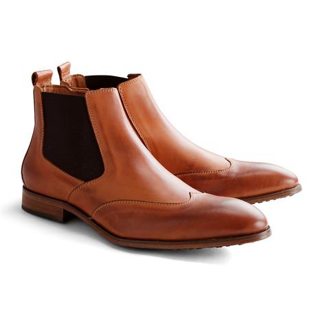 Front St. Shoe // Cognac (Euro: 40)