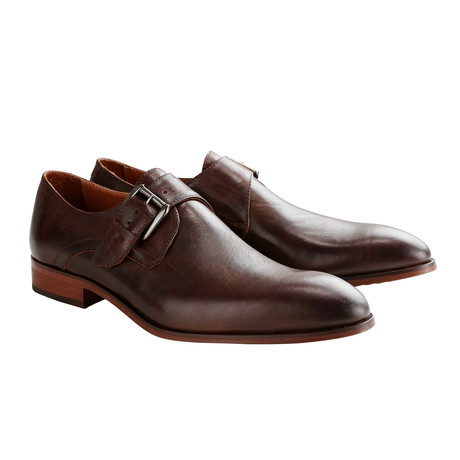 Liberty St. Shoe // Brown (Euro: 40)