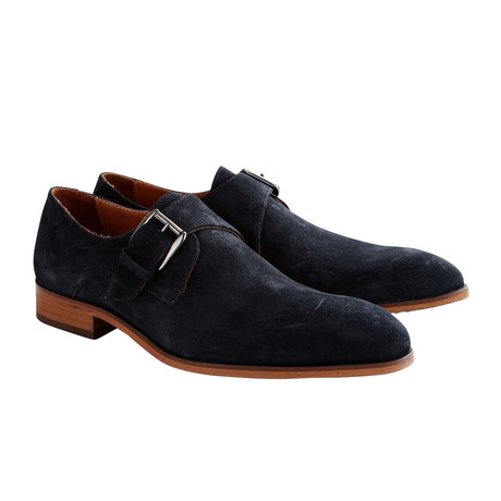 Liberty St. Shoe // Blue (Euro: 40)