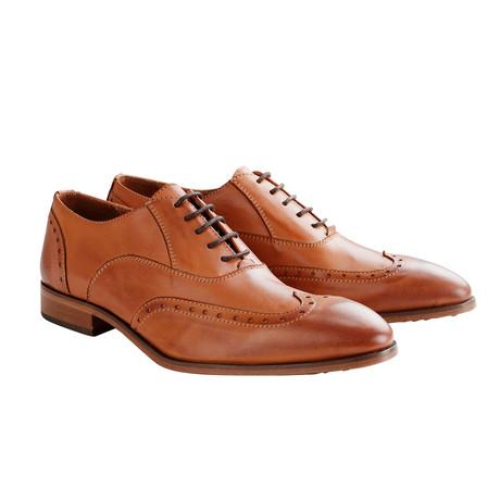 Pearl St. Shoe // Cognac (Euro: 40)