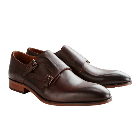 Pine St. Shoe // Brown (Euro: 40)