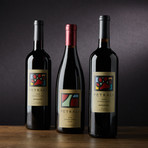 Petrali Wines Mixed Organic Reds // Set of 3