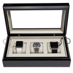 OYOBox Smart Watch Box // Black