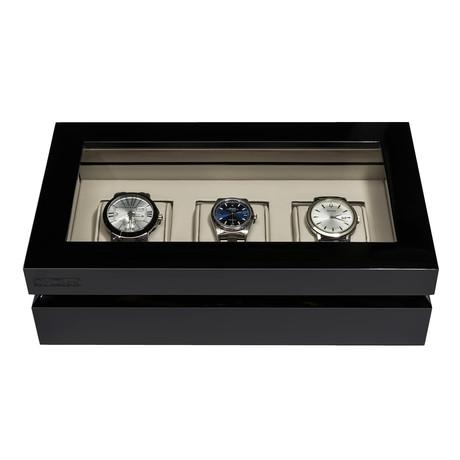 OYOBox Smart Watch Box // Black