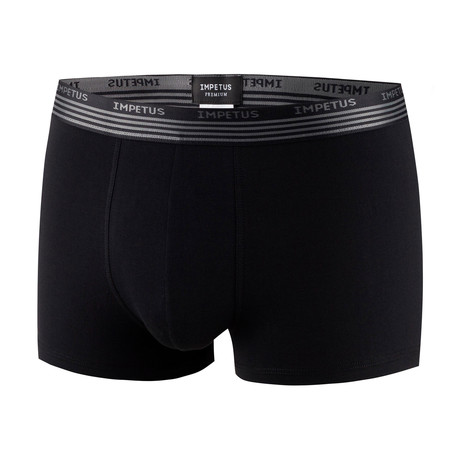 Kingston Boxer // Black (XS)