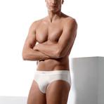 Ernesto Brief // White (XS)