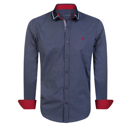 Unload Shirt // Navy (XS)