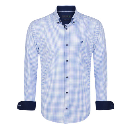 Accuracy Shirt // Blue (XS)