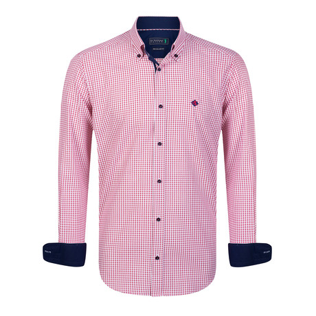 Accuracy Shirt // Pink (XS)