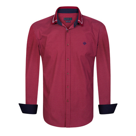 Unload Shirt // Red (XS)