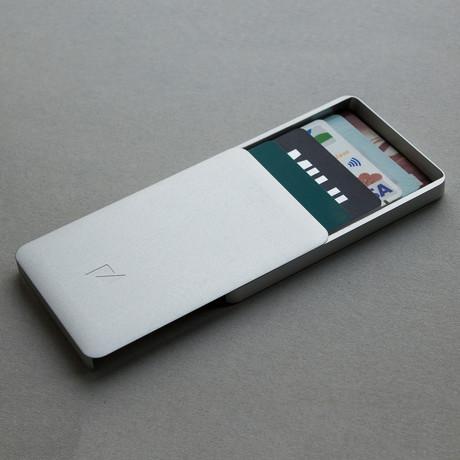 Zenlet AL RFID Blocking Wallet (Space Gray)