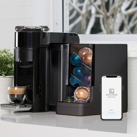WePlenish Java // Smart Container // Black