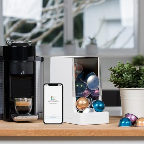 WePlenish Java // Smart Container // White