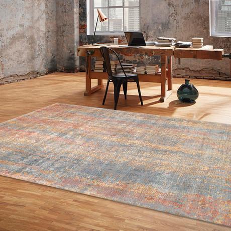 """Cosmo Silk + Wool Area Rug // Multicolor // 7'11"""" X 9'11"""""""