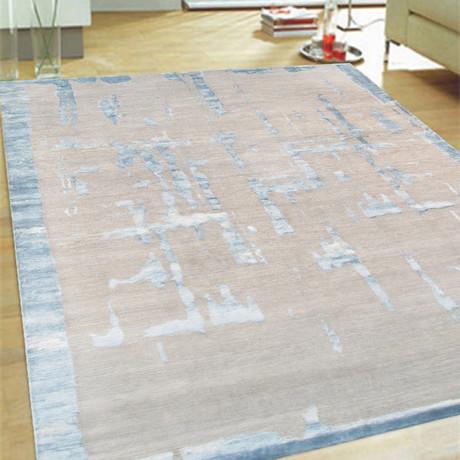 Cosmo Silk + Wool Area Rug // Custom // 8' X 10'
