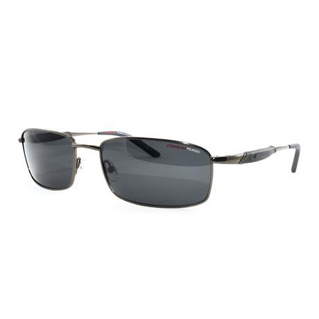 Men's 505S Polarized Sunglasses // Ruthenium