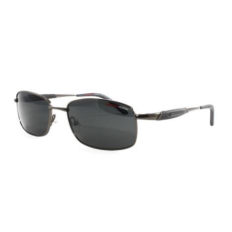 Men's 506S Polarized Sunglasses // Ruthenium