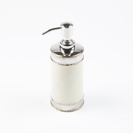 """Cascade 7.5"""" Soap/Lotion Dispenser // Cloud"""