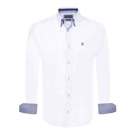 Gutta Shirt // White (XS)