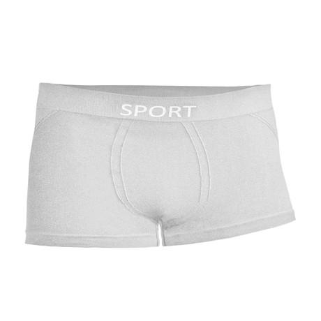 VivaSport // Boxers // White // Pack of 3 (S/M)